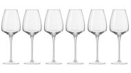 Krosno Набор бокалов для красного вина Винотека. Бордо (560 мл), 6 шт