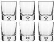 Krosno Набор стаканов для виски Легенда (250 мл), 6 шт