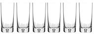 Krosno Набор стаканов для воды Легенда (300 мл), 6 шт
