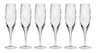Krosno Набор фужеров для шампанского Романтика (170 мл), 6 шт