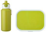 Mepal Набор детский ланч-бокс и бутылка для воды Campus (pu+lb), лайм, 2 пр