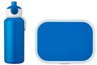 Mepal Набор детский ланч-бокс и бутылка для воды Campus (pu+lb), синий, 2 пр