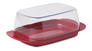 Mepal Контейнер для масла, 17х9.8х6 см, красный