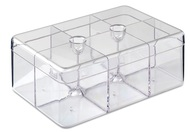 Mepal Контейнер для чайных пакетиков прямоугольный, 21.7х14.8х8.5 см