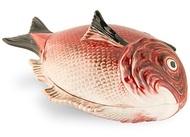 Bordallo Pinheiro Блюдо для горячего с крышкой Рыбы (1.3 л), 33.5х23.5х6.5 см