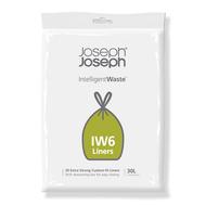Joseph & Joseph Пакеты для мусора IW6 экстра прочные, 30 л (20 шт)