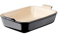 Le Creuset Блюдо для запекания, 19х13х8 см, черное (91004719140100)