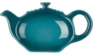 Le Creuset Подставка для чайных пакетиков, 12.5х7х1.8 см, лазурь (91034607642099)