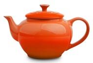 Le Creuset Заварочный чайник с ситечком (0.65 л), оранжевый (91011100091400)