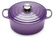 Le Creuset Кастрюля с крышкой (2.4 л), 20 см, фиолетовая (21177207222430)