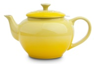 Le Creuset Заварочный чайник с ситечком (0.65 л), желтый (91011100403400)