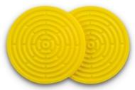 Le Creuset Набор силиконовых подставок под горячее, 10 см, 2 шт (93000210403200)