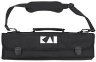 Kai Сумка для ножей Shun, 45х16х7 см, для 3 больших и 2 маленьких ножей (DM-0781)