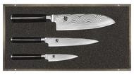 Kai Набор ножей Shun Classic, 3 шт (DMS-310)