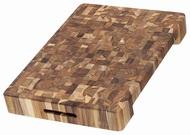 TeakHaus Доска разделочная торцевая Butcher Block, 50.8x35.6х6.4 см