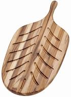 TeakHaus Доска для хлеба Canoe, 48.3х22.9х1.3 см