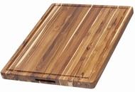 TeakHaus Доска разделочная Traditional, 61x45.7х3.8 см