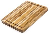 TeakHaus Доска разделочная Traditional, 40.6x30.5х3.8 см