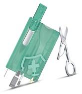 Victorinox Набор швейцарская карточка Classic Fresh Energy, инструменты из нержавеющей стали