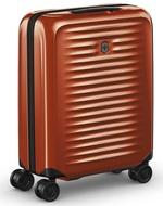 Victorinox Чемодан Airox для ручной клади, оранжевый, 100% поликарбонат Makrolon, 40x20x55 см, 33 л
