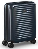 Victorinox Чемодан Airox для ручной клади, темно-синий, 100% поликарбонат Makrolon, 40x20x55 см, 33 л
