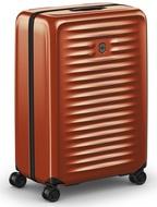 Victorinox Чемодан Airox, оранжевый, 100% поликарбонат Makrolon, 50x32x75 см, 98 л
