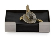 Michael Aram Подставка для салфеток Анемоны, 13.3х13.3х4.4 см