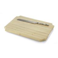Michael Aram Доска разделочная с ножом Бамбук, 40.5х27.5 см