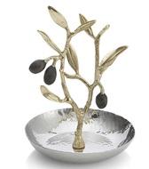 Michael Aram Подставка для колец Золотая оливковая ветвь, 10 см