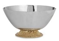 Michael Aram Чаша Золотая пшеница, 25 см