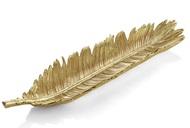Michael Aram Блюдо для хлеба Лист пальмы саго, 48х15.2х4.4 см