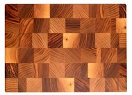 Woodeed Доска разделочная торцевая из ясеня, 20х30х3 см