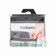 Brabantia Мешок для бака для белья двойной (55 л)