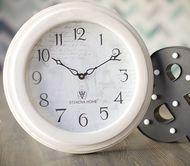 Stenova Home Часы Je T'aime, 35 см, белые
