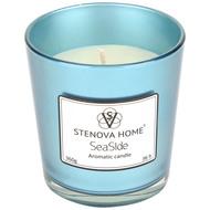 Stenova Home Ароматическая свеча SeaSide, 8 см