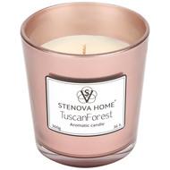 Stenova Home Ароматическая свеча Tuscan Forest, 8 см