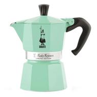 Bialetti Гейзерная кофеварка Moka Iced Coffee (130 мл) на3 чашки