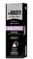 Bialetti Кофе в капсулах Milano Nespresso, 10 шт.