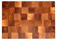 Woodeed Доска разделочная торцевая из ясеня, 40х30х4 см