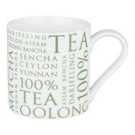 "Konitz Кружка ""100% чай белый"" (370 мл)"