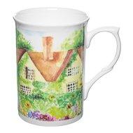 Rose of England Кружка Уютный теплый дом (325 мл), 7.5 см