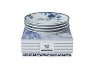 Laura Ashley Набор блюдец мини, 12 см, 4 шт.
