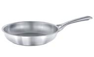 Guffman Сковорода из нержавеющей стали, Chef, 24 см