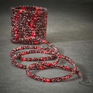 Luca lights Гирлянда Дюралайт, красный, 100 ламп, 8 функций, 5 м