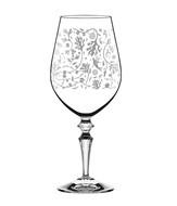 Italesse Бокал для вина Wormwood (490 мл), 9х21.5 см