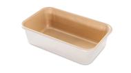 Nordic Ware Форма для выпечки хлеба Naturals, 23х13х7 см, кремовая