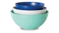 Nordic Ware Набор цветных мисок для приготовления, 3 шт