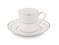 Noritake Чашка кофейная с блюдцем