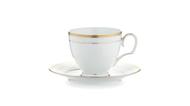 Noritake Чашка чайная с блюдцем