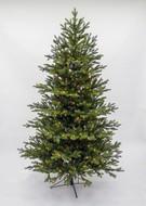 Black Box Ель Ирландская, 230 см, 408 ламп, зеленая